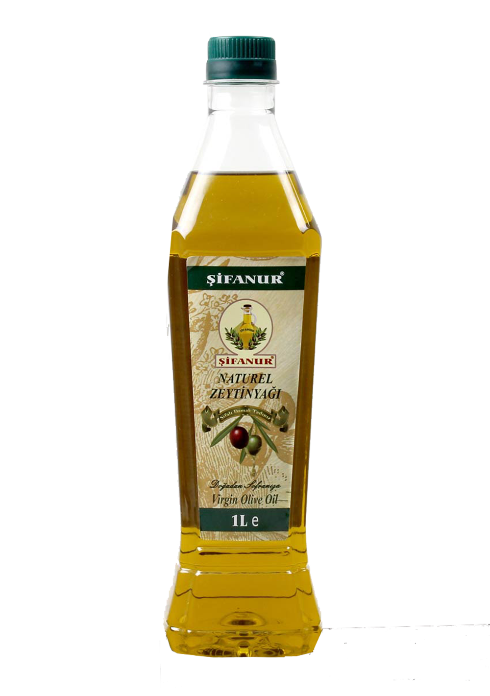 Sifanur Virgin Olive Oil - 1 L Pyramid Image