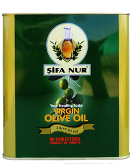 Sifanur Virgin Olive Oil - 2 L Tin Image