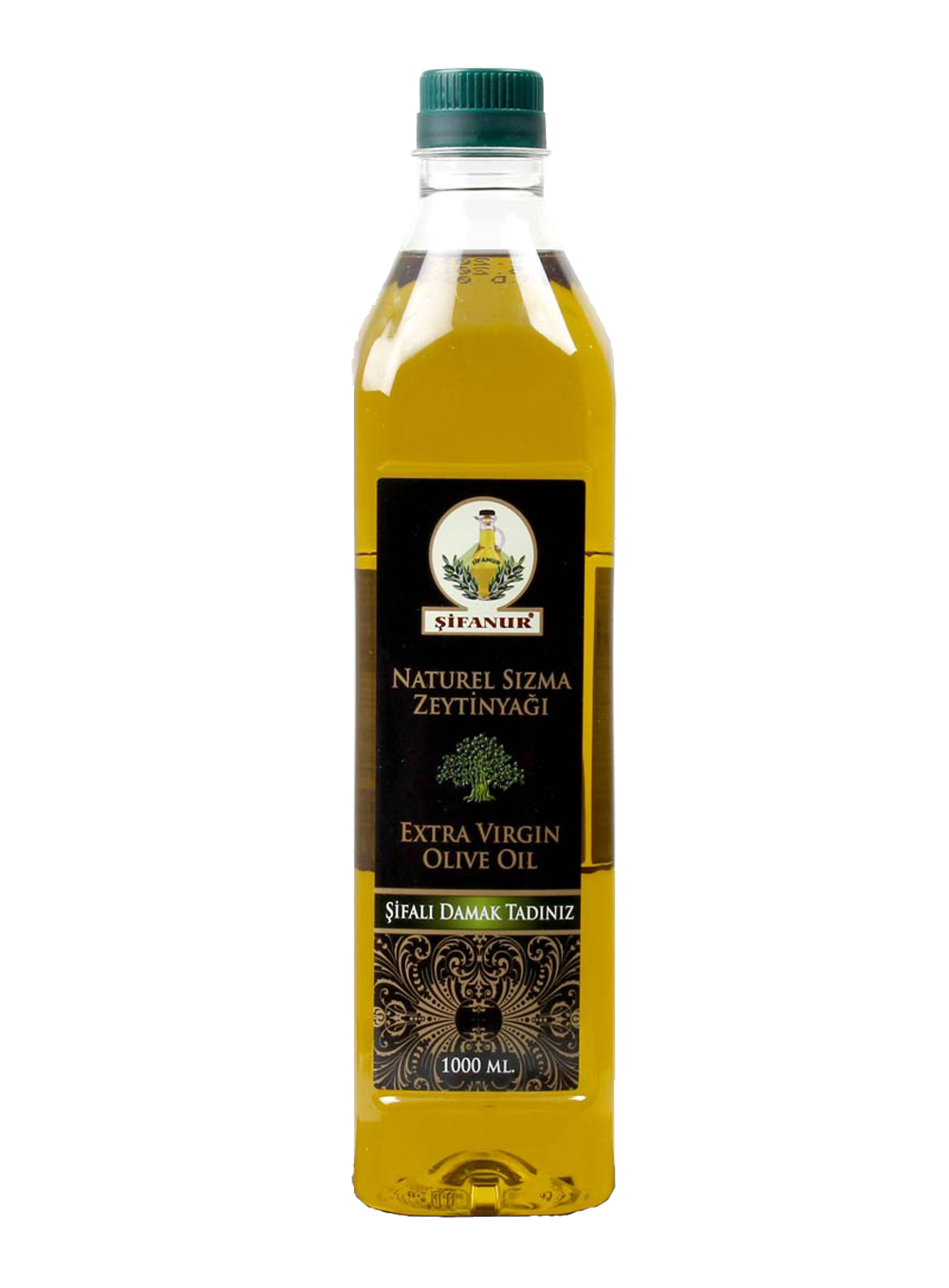 Sifanur Extra Virgin Olive Oil - 1 L Pet Image